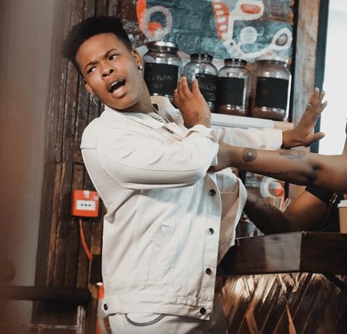 Local rapper Nasty C real name Nsikayesizwe David Junior Ngcobo