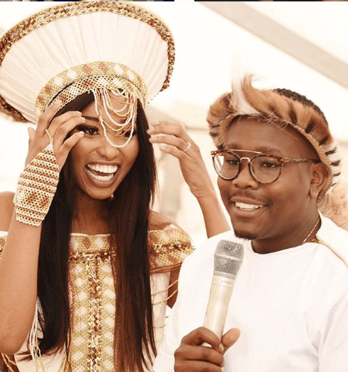 Ntando Kunene and Khaya Mthethwa divorce