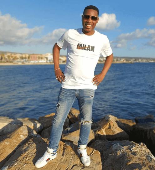 Ref Wayne Refiloe Nkele