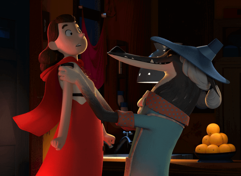 Revolting Rhymes (2016) best Showmax South Africa movies