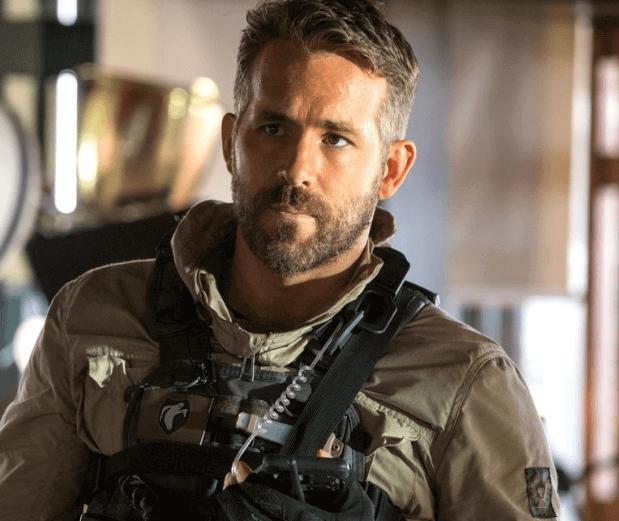 Ryan Reynolds 6 Underground Netflix