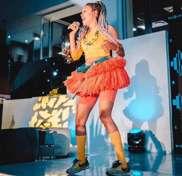 Sho Madjozi Has Lost Her Sister