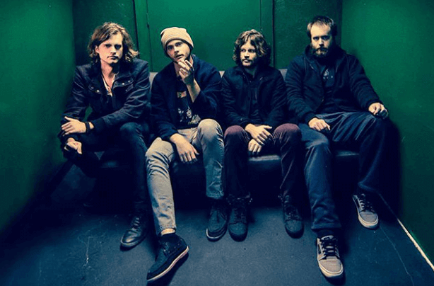 The Kongos in South Africa