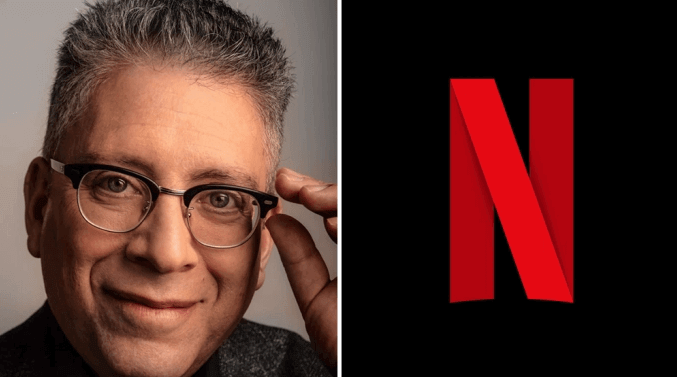 Bill Prady and Netflix