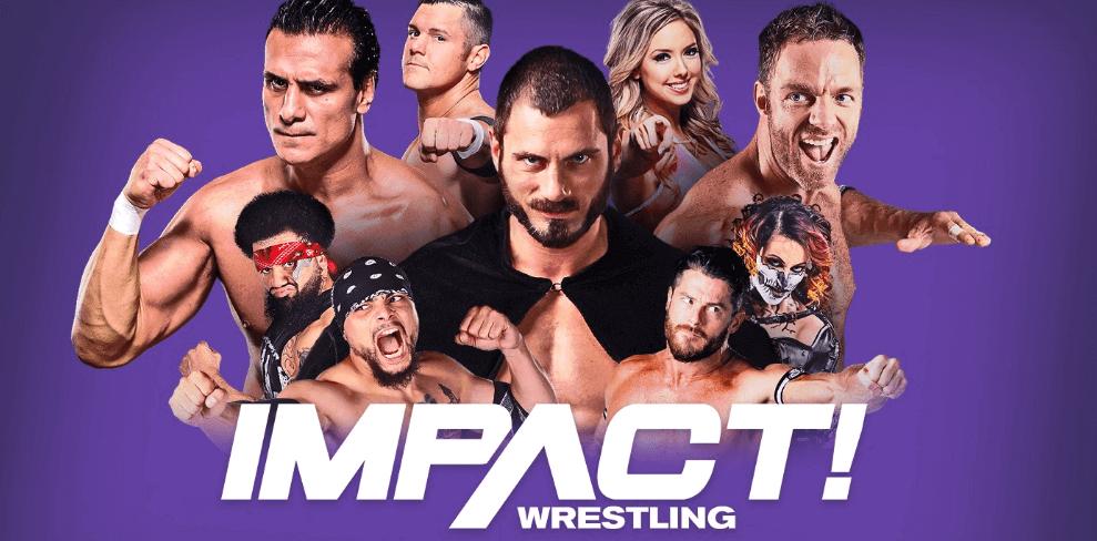 IMPACT Wrestling etv