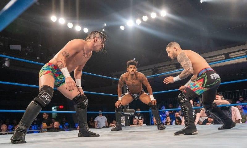 IMPACT Wrestling on etv