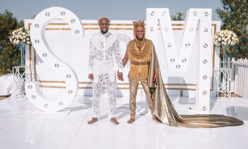 Somhale Wedding Somizi & Mohale: The Union
