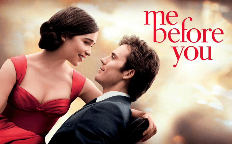 me before you Valentine's Day Movie