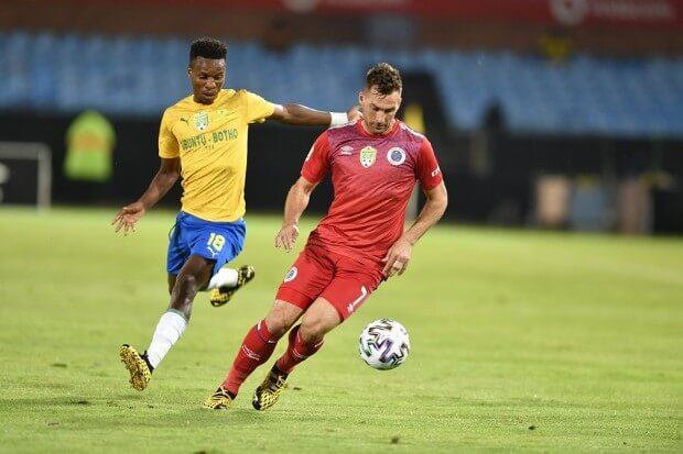 Mamelodi Sundowns vs SuperSport United