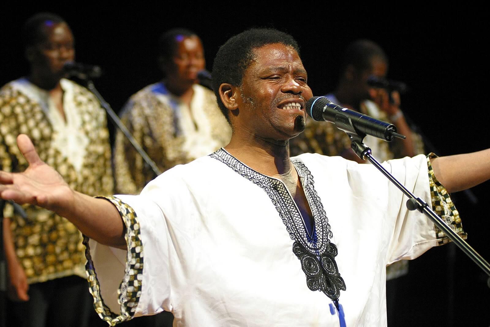 Mr Joseph Shabalala dies