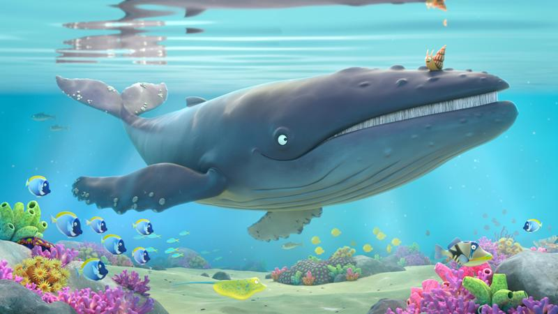 The Snail and the Whale Showmax