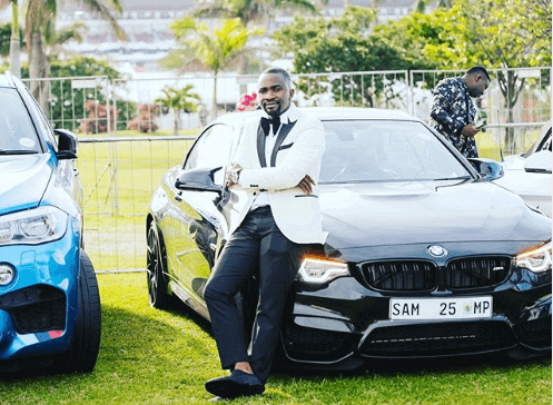 Sam Mshengu Sam Holdings Trading