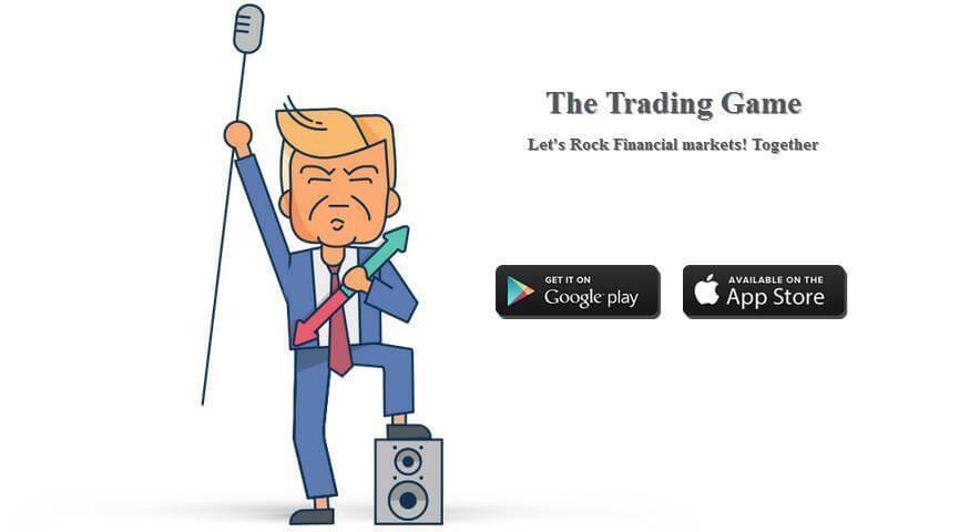 Trading Game app