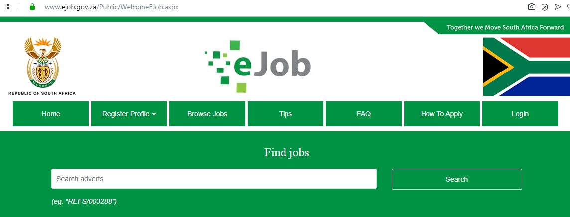 How to apply for government vacancies