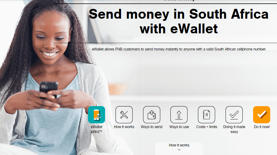 How to reverse FNB eWallet payment