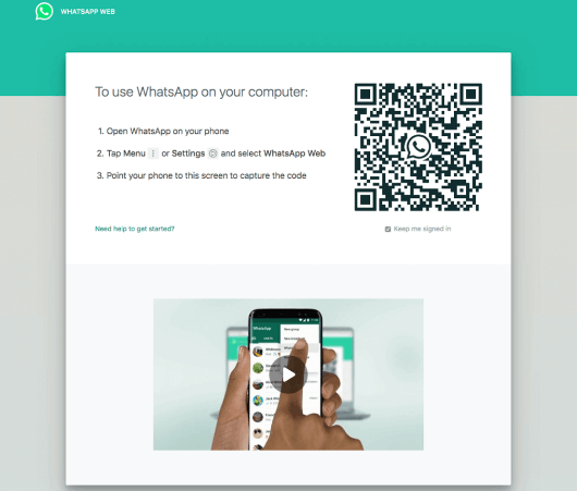 How to use WhatsApp Web on your PC