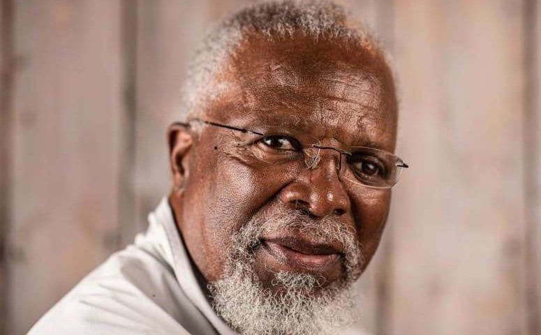 John Kani Kunene and the King covid-19