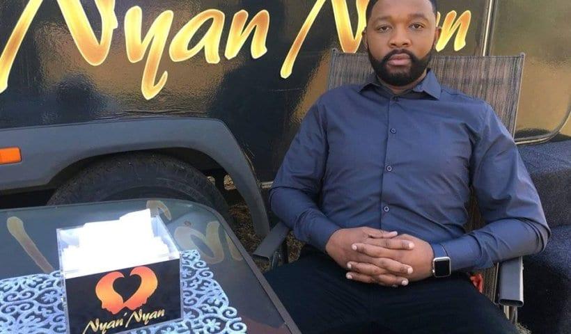 Nyan Nyan on SABC1