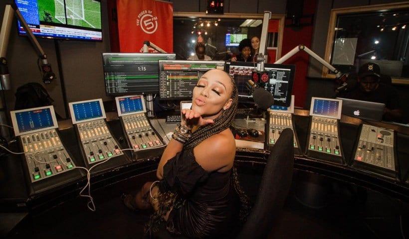 Thando Thabethe leaves 5FM