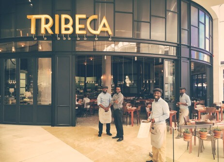 Tribeca Coffee mall of africa