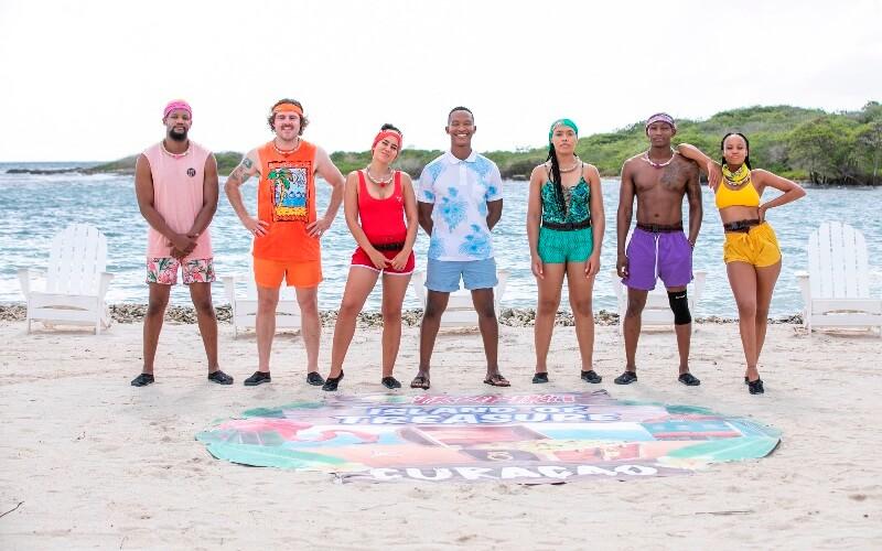 Tropika Island Of Treasure Celebs