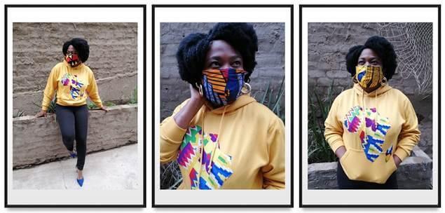 P&H boutique  - Ankara face masks