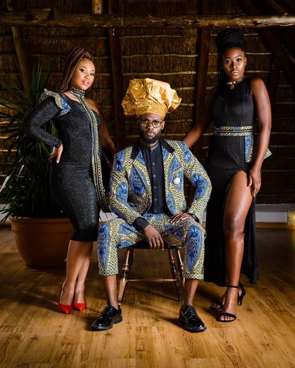 Urban Zulu AFI Fashion Week