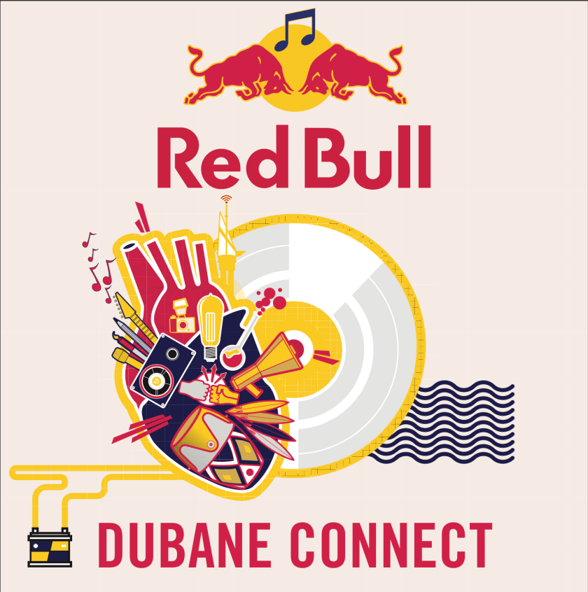 Red Bull Dubane Connect music project
