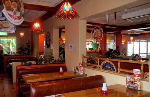 spur restaurant mall of africa