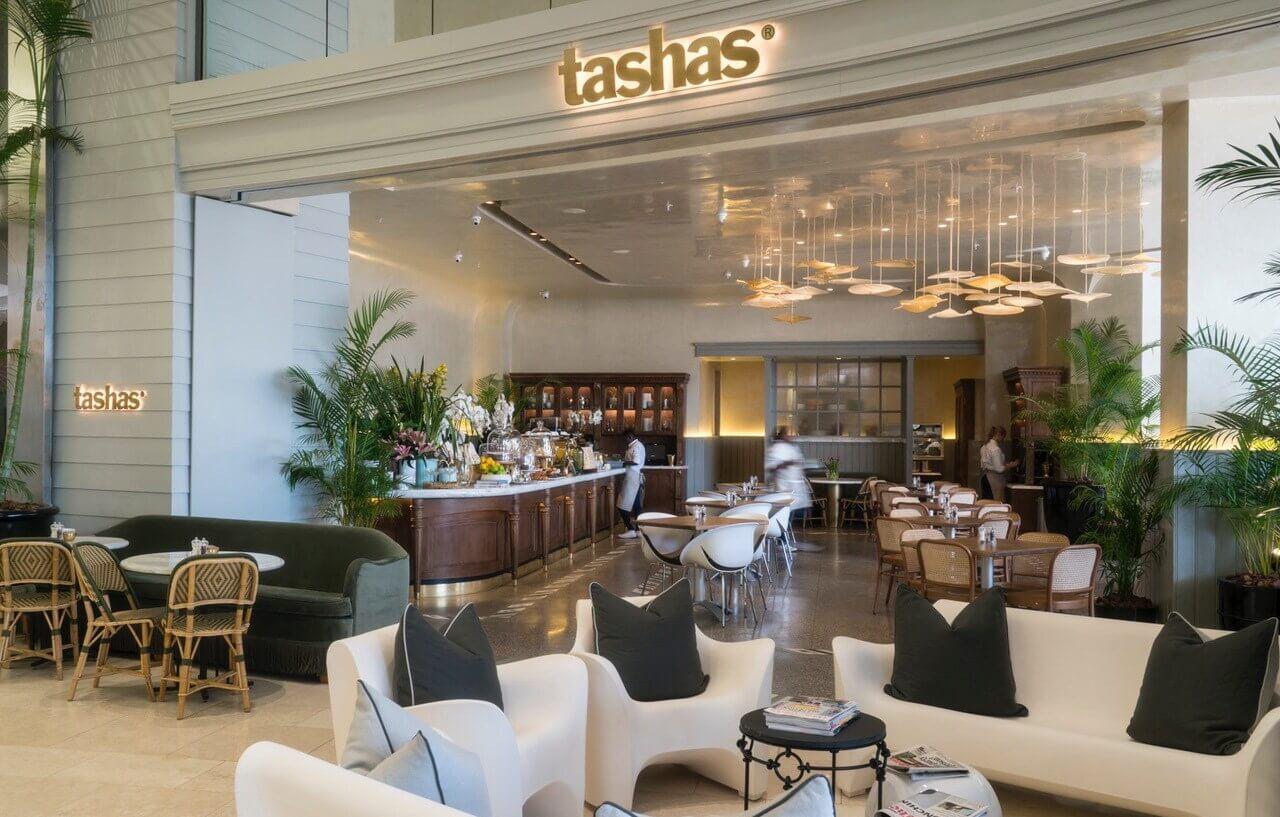 tashas restaurant mall of africa