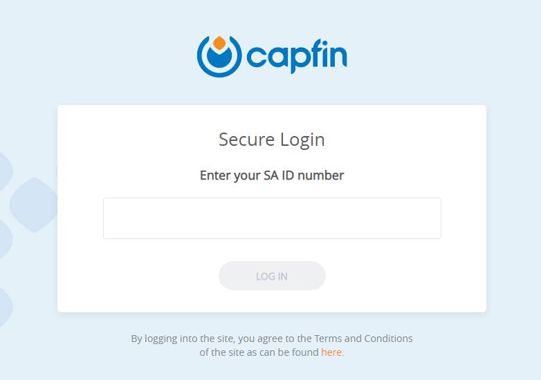 Capfin Loan South Africa