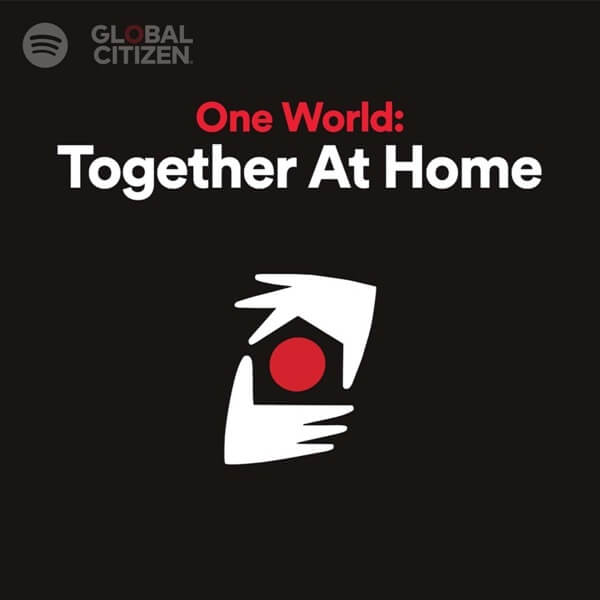 Spotify and One World: Together at Home