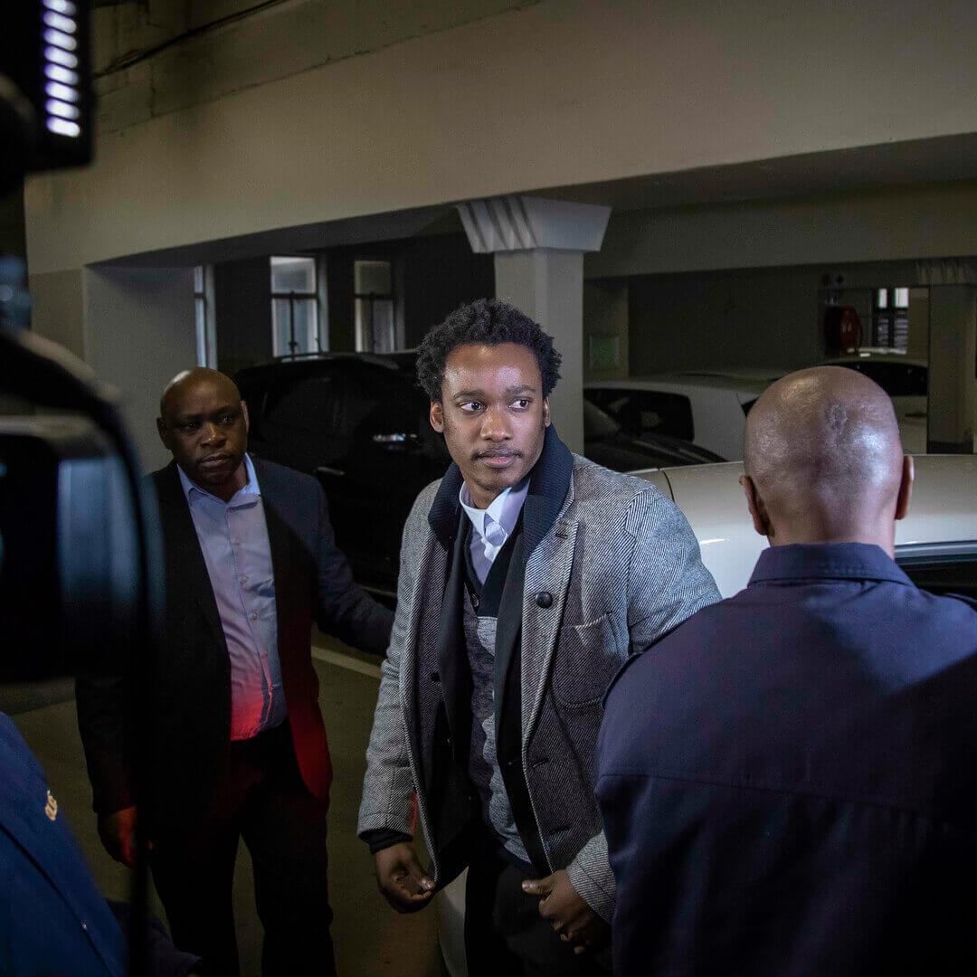 How To Steal A Country - Duduzane Zuma Arrest