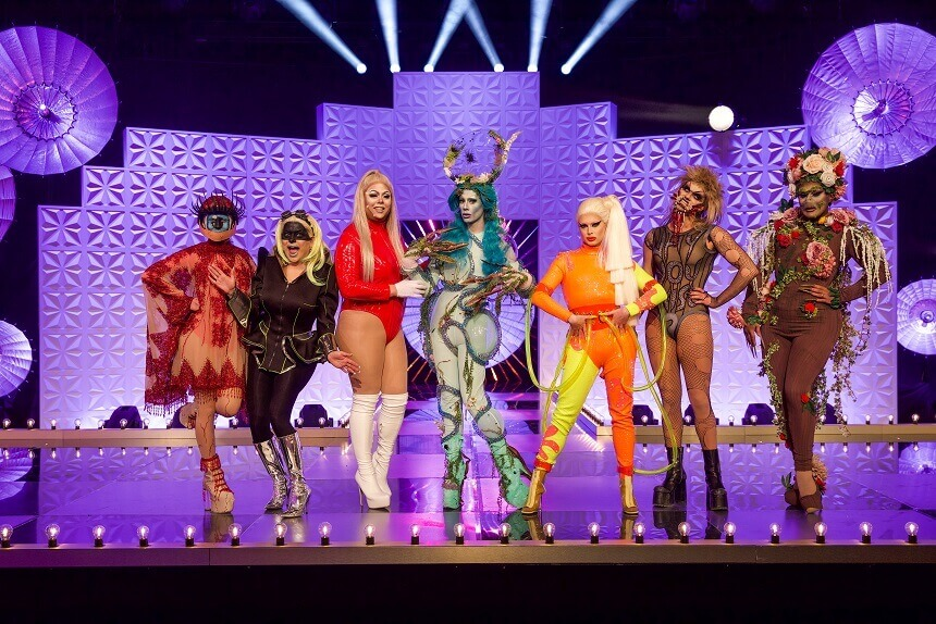 RuPaul's Drag Race UK