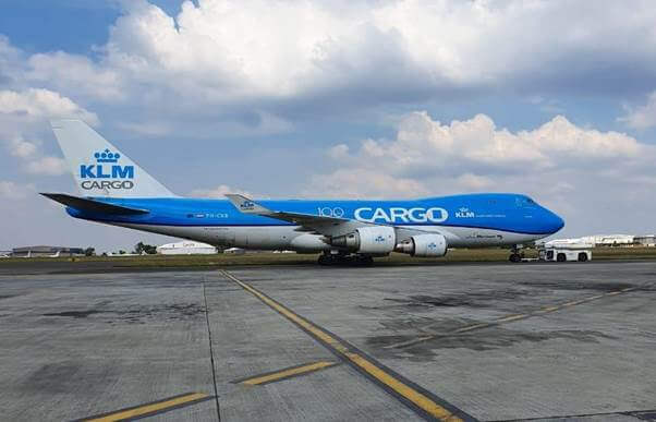 Air France KLM Martinair Cargo