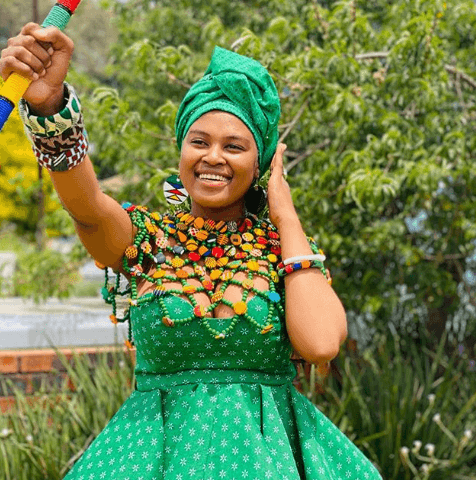 Asavela Mngqithi pregnant