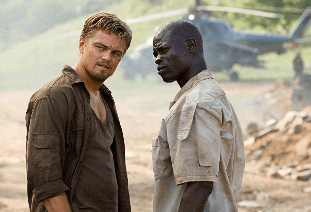 Blood Diamond Netflix