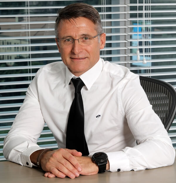 Glencore Alloys CEO Japie Fullard