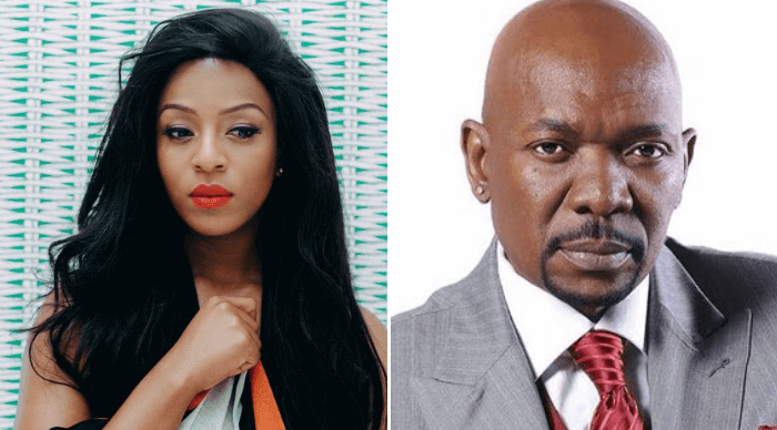 Jessica Nkosi and Menzi Ngubane join The Queen Mzansi