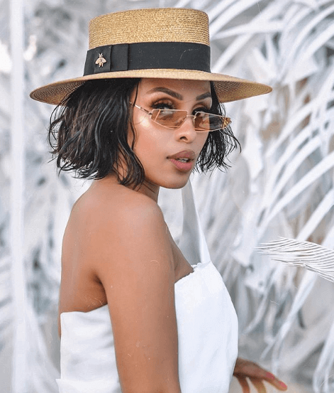 Kefilwe Mabote Influencer De Luxe From Soweto to Milan
