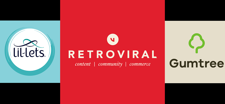 Retroviral adds Gumtree South Africa and Lil-Lets South Africa