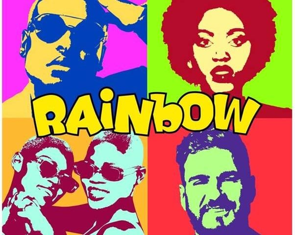 K.O, J'Something, Msaki and Q-Twins Rainbow