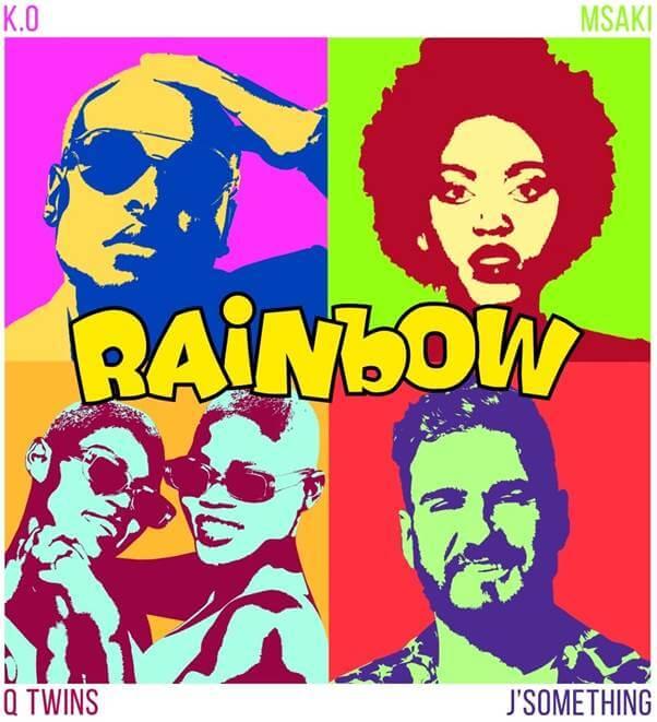 K.O, J'Something, Msaki and Q-Twins Rainbow