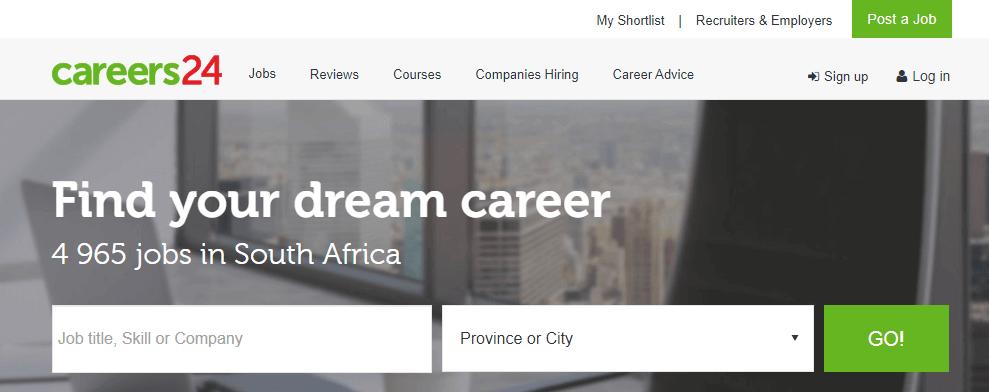 Careers24 jobs