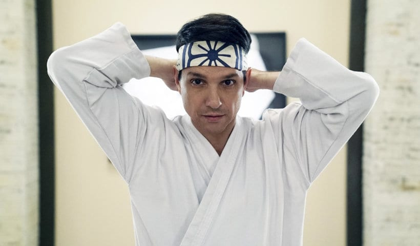 Ralph Daniel Larusso The Karate Kid