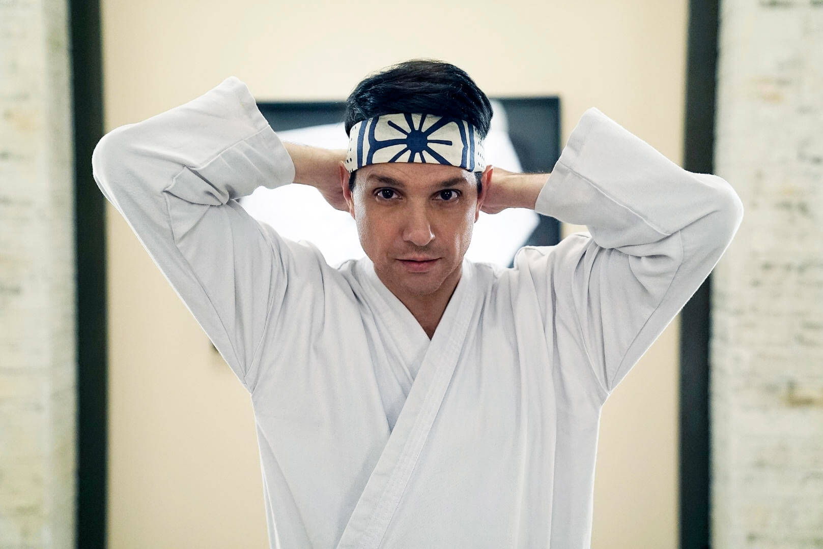 Ralph Daniel Larusso The Karate Kid