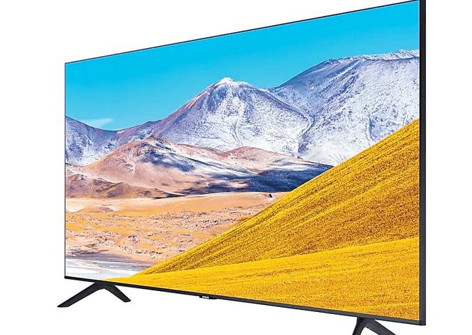 crystal uhd TV Samsung