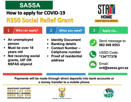 How to Apply for Unemployment Grant in South Africa