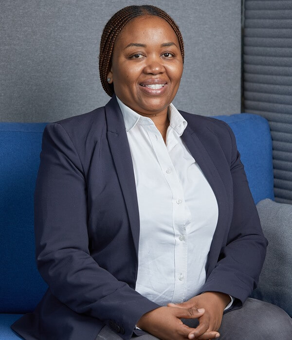 Yalu Chief Executive Officer, Tlalane Ntuli