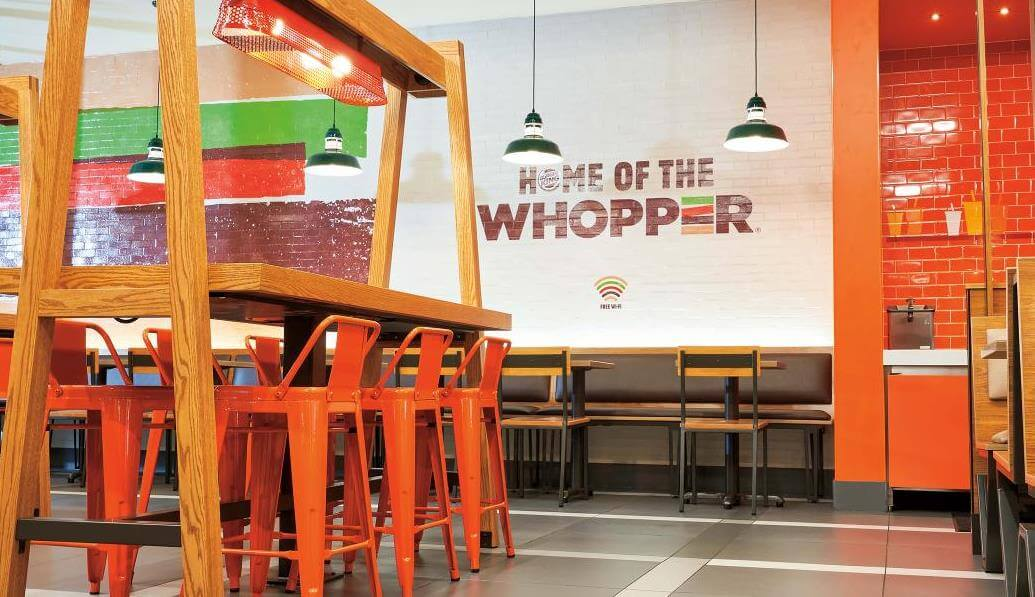 Burger King in South Africa